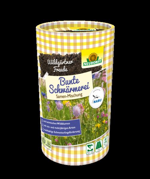 Neudorff WildgärtnerFreude Bunte Schwärmerei 50 g Streuer Streudose