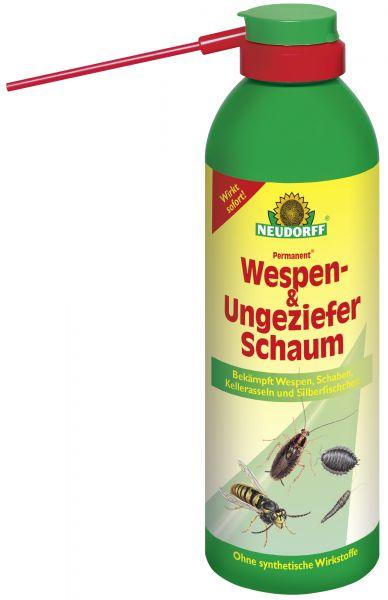 MaxGarten Permanent Wespen-u. UngezieferSchaum Neudorff