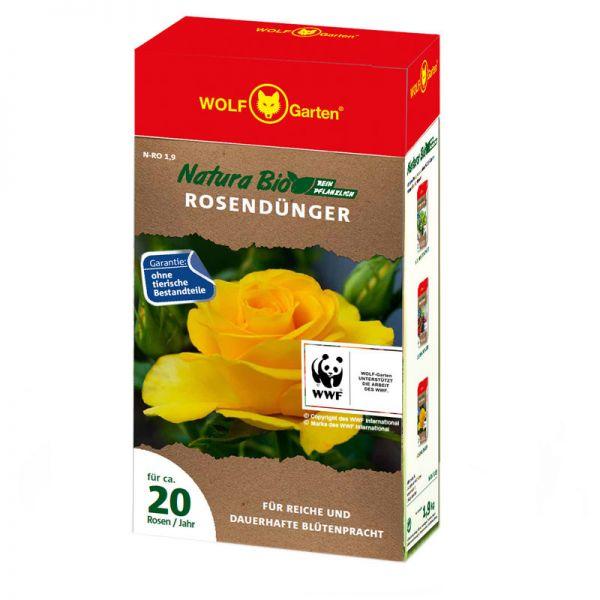 WOLF-Garten N-RO 1,9kg Natura Rosendünger