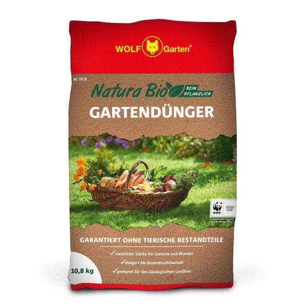 WOLF-Garten NG 10,8kg Natura Gartendünger
