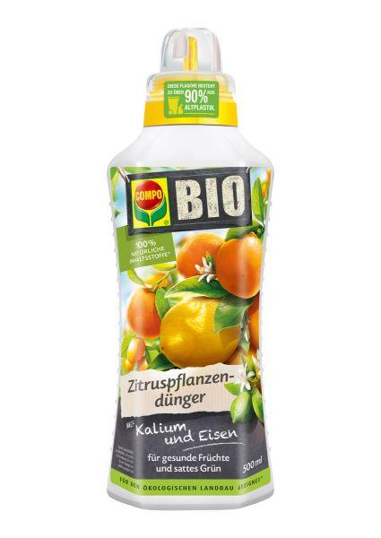 COMPO BIO Zitruspflanzendünger flüssig 500ml