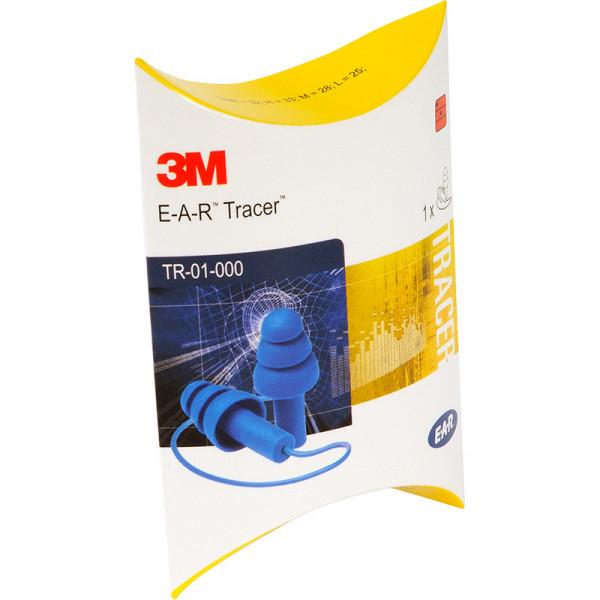 3M EAR TRACERS Gehörschutzstöpsel Ohrstöpsel 32dB