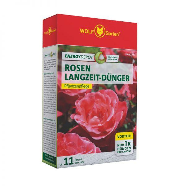 WOLF-Garten ED-RO 0,81kg D/A Energy Depot Rosen Langzeitdünger, Rosendünger
