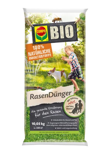 COMPO BIO Rasendünger 10,05 kg