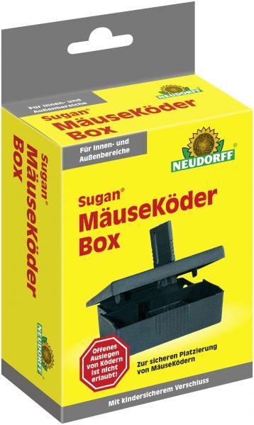 Maxgarten Sugan MäuseköderBox Neudorff