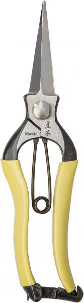Niwaki GR Pro Snips, Gartenschere für leichte Aufgaben, Länge: 20 cm