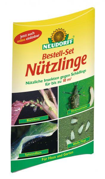 MaxGarten Nützlinge gegen Schadinsekten Neudorff