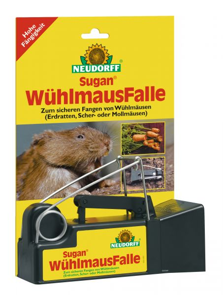 Neudorff Sugan WühlmausFalle