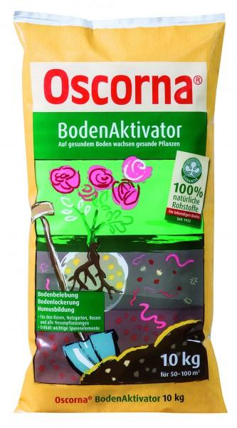 Oscorna® BodenAktivator 10 kg Bodenhilfsstoff 100% natürlich dauerhaft