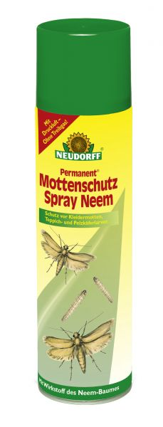 Neudorff Permanent MottenschutzSpray Neem