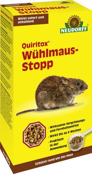 MaxGarten Quiritox Wühlmaus-Stopp Neudorff