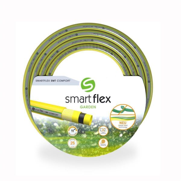 Smartflex SMT Comfort Yellow Gelb Wasserschlauch hochwertig, knicksicher, verdrehsicher