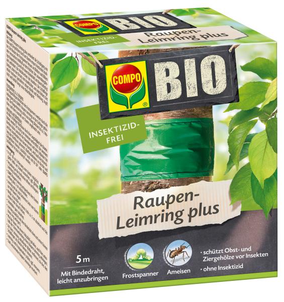 COMPO BIO Raupen-Leimring 5 m insektizidfrei