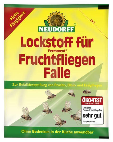 Neudorff Permanent FruchtfliegenFalle Lockstoff