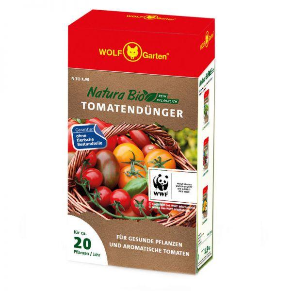WOLF-Garten N-TO 1,9kg Natura Tomatendünger