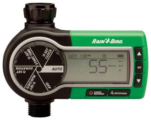 """RainBird Bewässerungsautomat Wasser-Timer digital G 3/4"""" Gewinde,1-6 bar Betriebsdruck"""