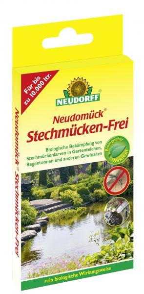 MaxGarten Neudomück StechmückenFrei Neudorff
