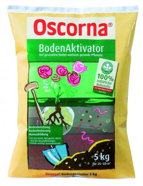 Oscorna® BodenAktivator 5 kg Bodenhilfsstoff 100% natürlich dauerhaft