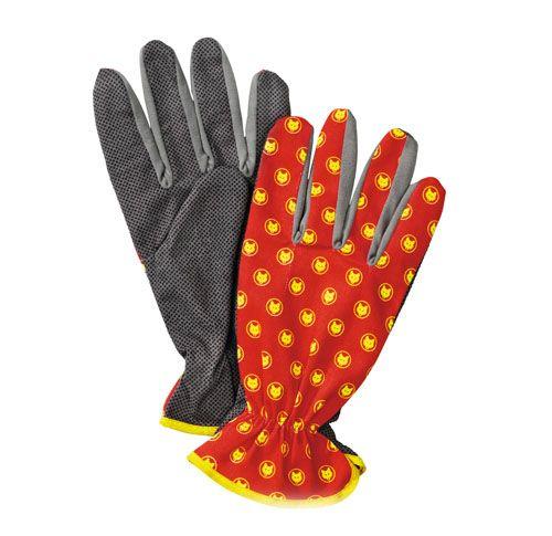WOLF-Garten GH-BA Größe 10 Beet-Handschuh, Gartenhandschuh
