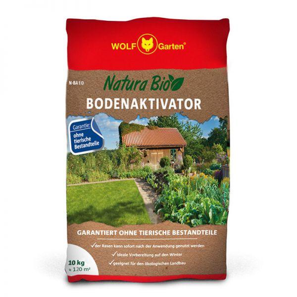 WOLF-Garten N-BA Natura Bio Bodenaktivator 10kg für 120m²
