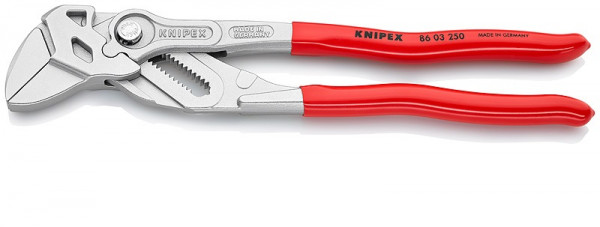 KNIPEX Rohrzange Zangenschlüssel Premiumzange 250 mm lang