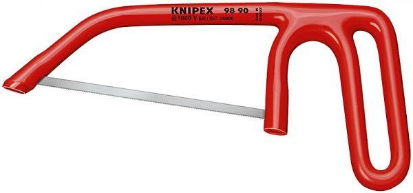 KNIPEX 98 90 Handsäge PUK®-Säge isoliert Länge: 250 mm