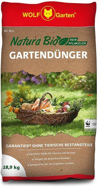 WOLF-Garten NG 18,9kg Natura Gartendünger