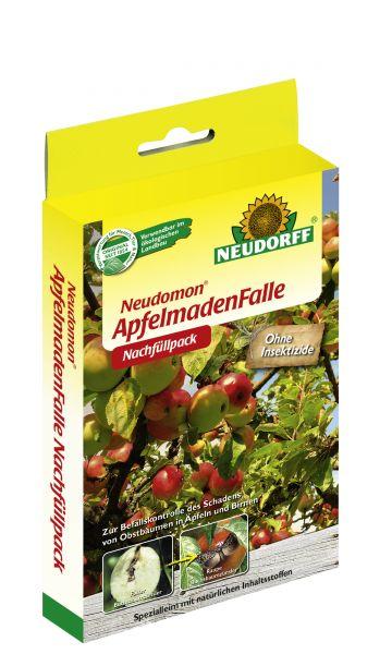 MaxGarten Neudomon ApfelmadenFalle Nachfüllpack Neudorff