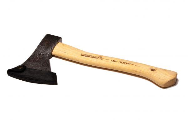 Krumpholz Handbeil zum Fällen und Entasten, Pfadfinder- & Campingaxt