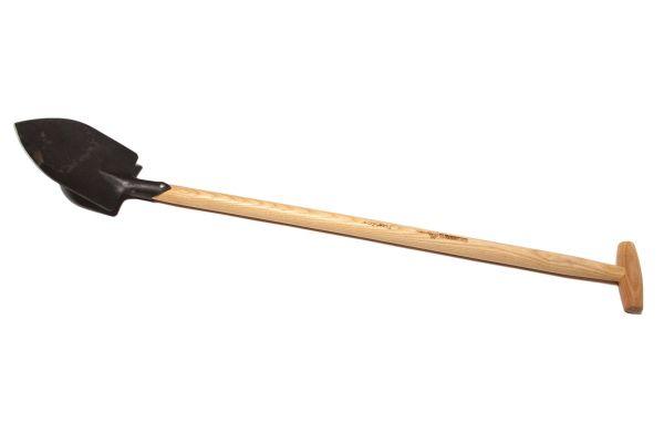 Krumpholz Junior-Spatenschaufel Eschen-T-Stiel, Stiel 75cm