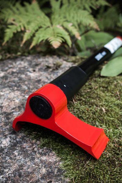 Leveraxe ClassicMX - die neue Art des Holzspaltens - Made in Finland