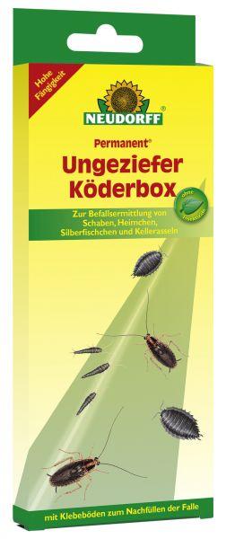 Neudorff Permanent UngezieferKöderbox Neu
