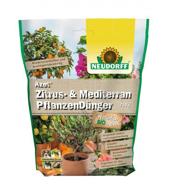 Neudorff Azet Zitrus- und MediterranPflanzenDünger