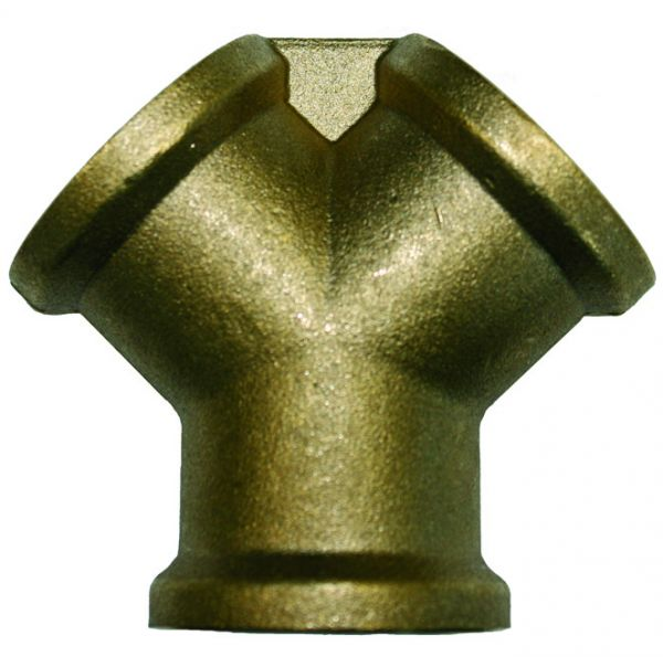2-fach Verteiler für Druckluft
