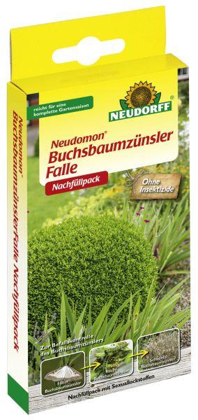 Neudorff Neudomon BuchsbaumzünslerFalle Nachfüllpack