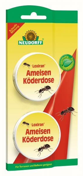 MaxGarten Loxiran AmeisenKöderdose aus Metall Neudorff