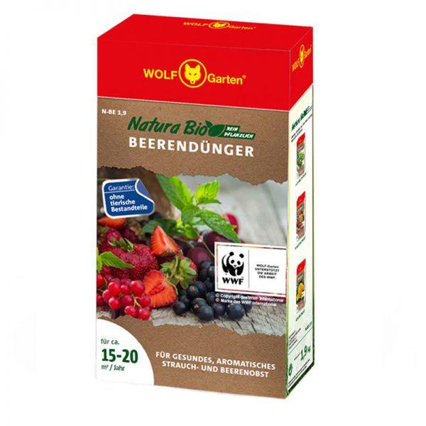 WOLF-Garten N-BE 1,9kg Natura Beerendünger