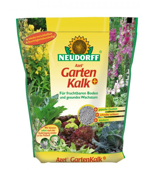 Neudorff Azet GartenKalk+