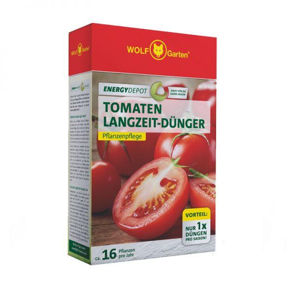 WOLF-Garten ED-TO 0,81kg D/A Energy Depot Tomaten Langzeitdünger, Tomatendünger