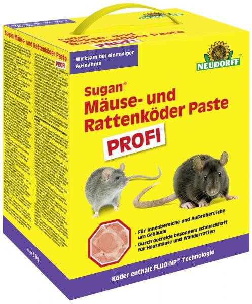 Neudorff Sugan Ratten- und MäuseköderPaste Profi